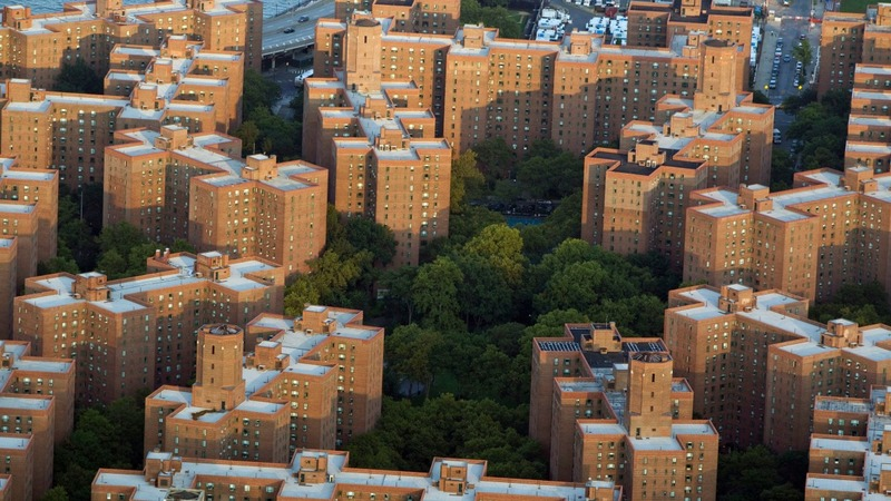 Wall St firm eyeing massive NYC housing buy
