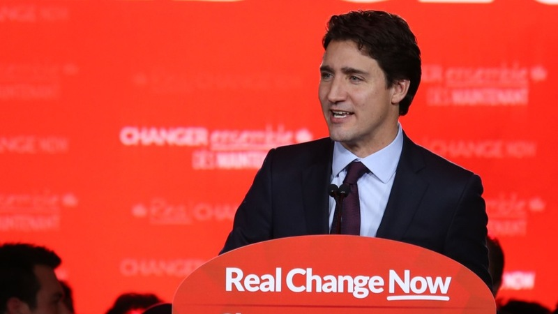 Canada's heartthrob next Prime Minister