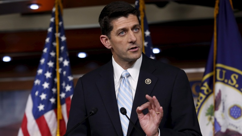 VERBATIM: Ryan lays out House speaker terms
