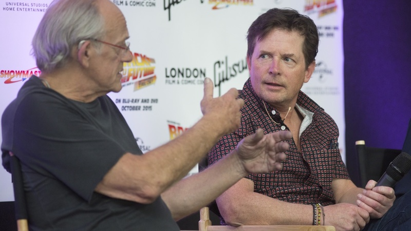 Advertisers cash in on 'Back to the Future' day