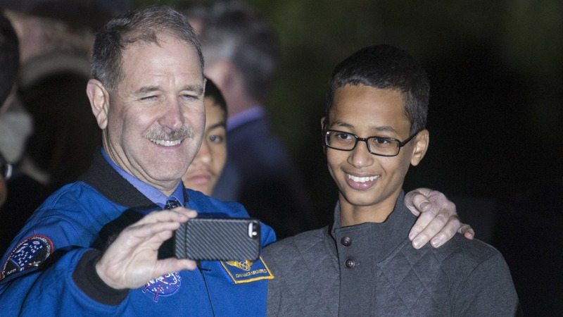 Texas 'clock kid' moving to Qatar