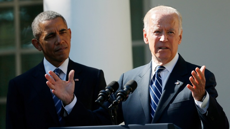 Biden says no to 2016 run