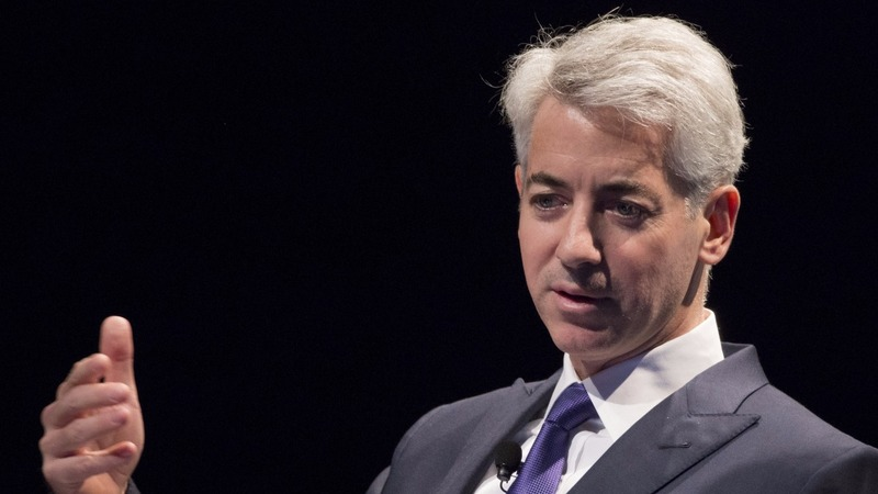 Ackman losing a billion as Valeant plunges