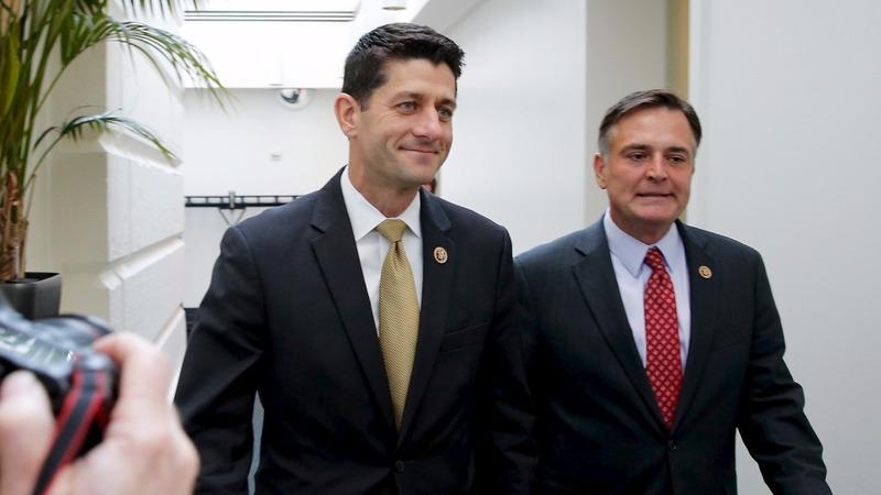 Hardliners push back on Ryan as Speaker