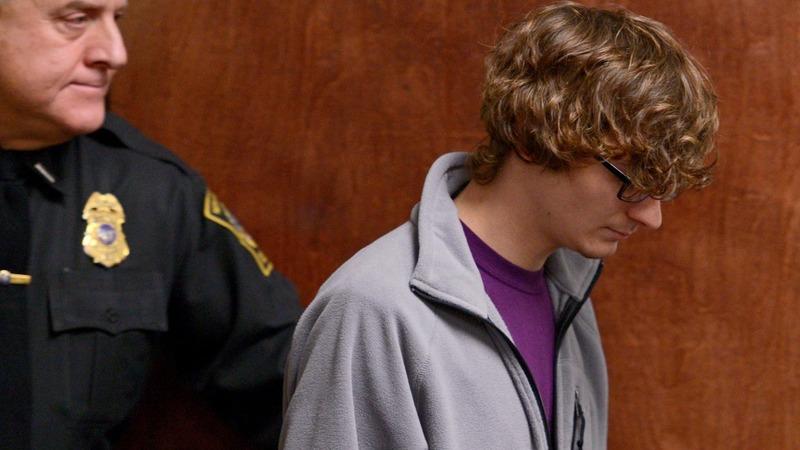 Church beating survivor testifies