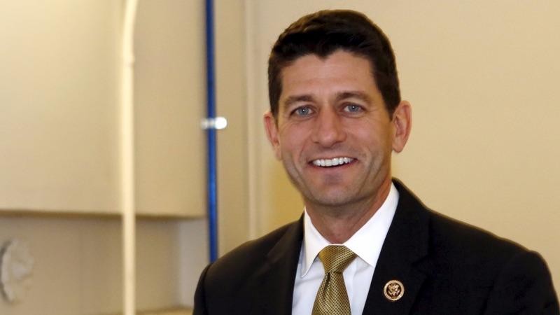Freedom Caucus backs Ryan for House Speaker
