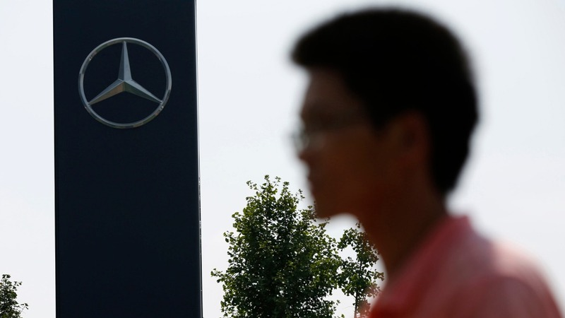 China demands push Daimler sales by a third