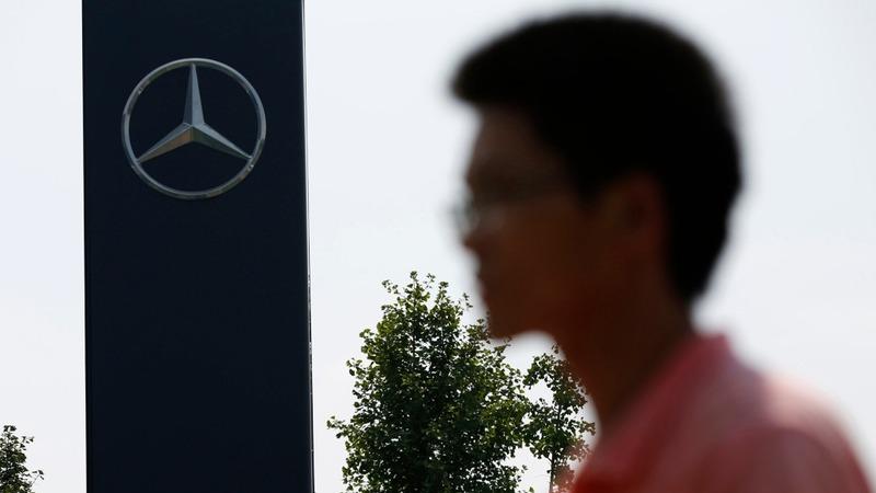 China demands push Daimler sales by a third