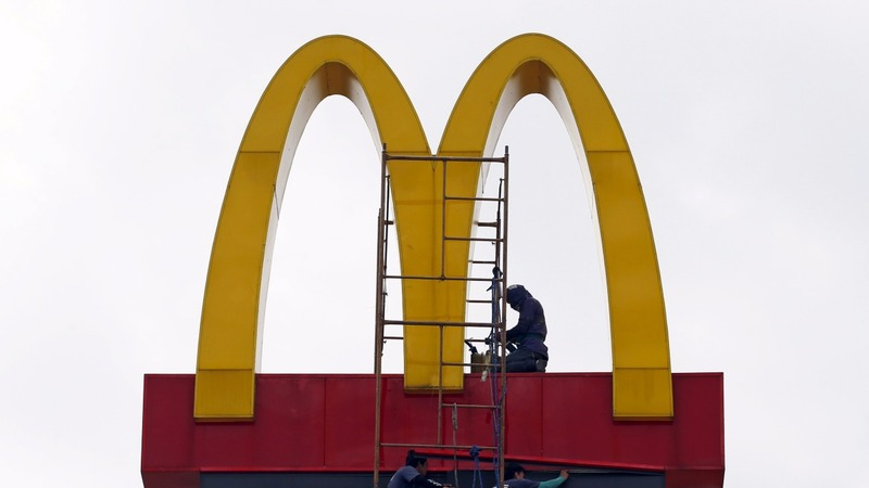 The worst may be over at McDonald's