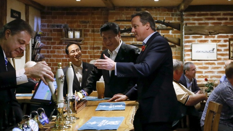 Xi to help fuel 'Northern Powerhouse'