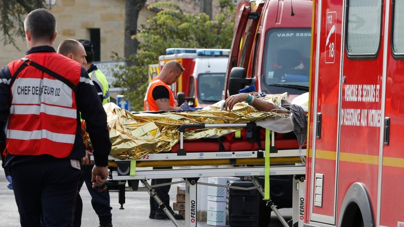 Forty two dead after road crash in France
