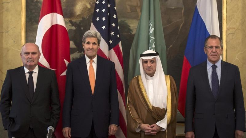 U.S., Russia, explore solution on Syria
