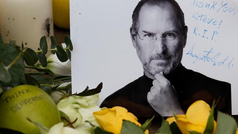 Finding Steve Jobs