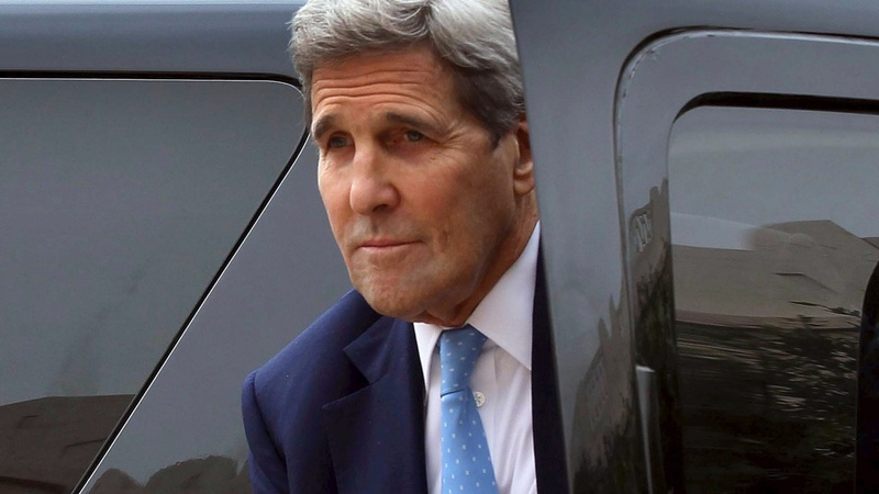 Kerry seeks solution to Palestinian anger