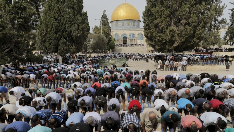 Palestinians suspicious of al-Aqsa cameras