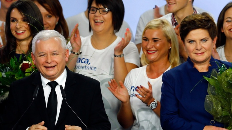 Eurosceptics claim Polish election