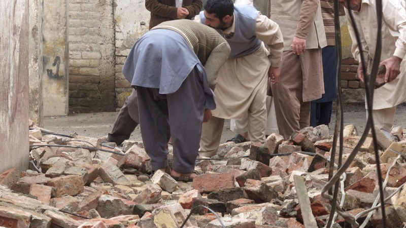 Major earthquake hits Afghanistan