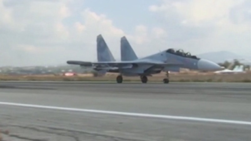 Russia's history of misfiring air strikes