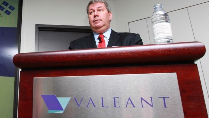 Pharma giant Valeant fights fraud claims
