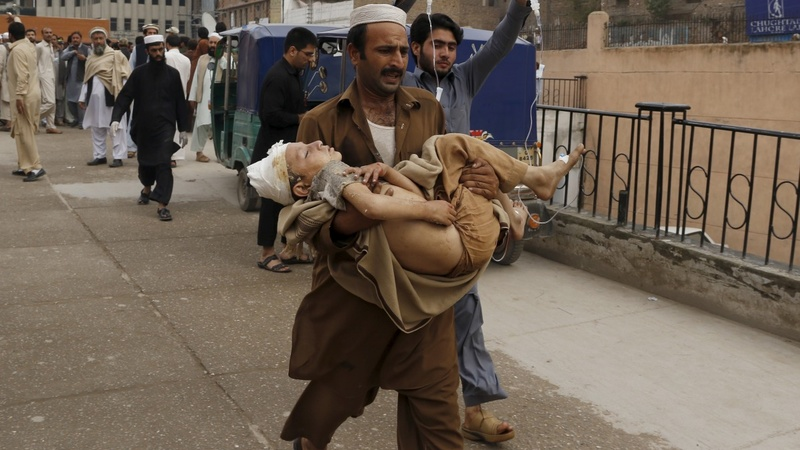 Over 200 dead in Afghanistan-Pakistan quake