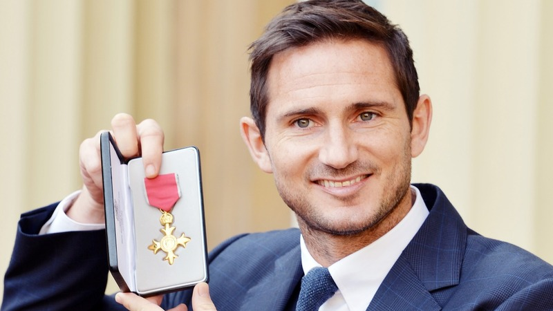 Lampard backs Mourinho at Royal honour