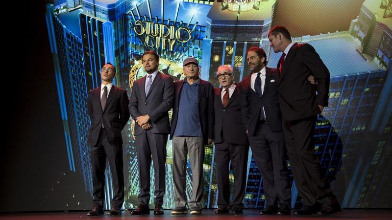 Macau recruits Hollywood to bring back buzz