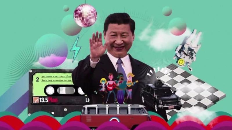 China's latest propaganda: indie-pop cartoons