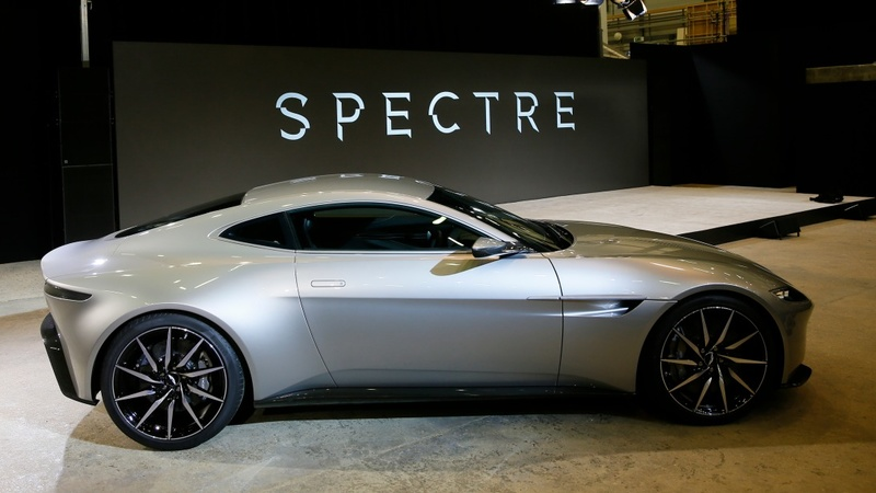 Businesses thrive on 'Spectre' branding buzz