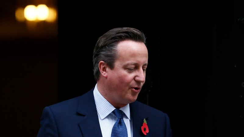 Cameron: don't look to Norway