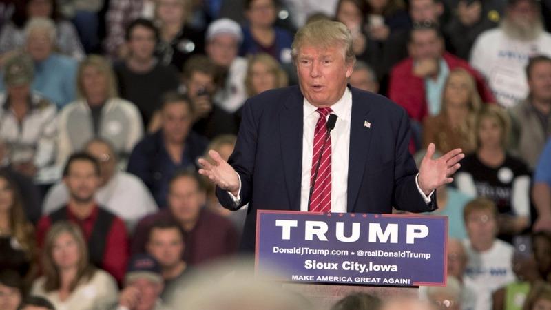 VERBATIM: Trump tells Iowa to 'get these numbers up!'