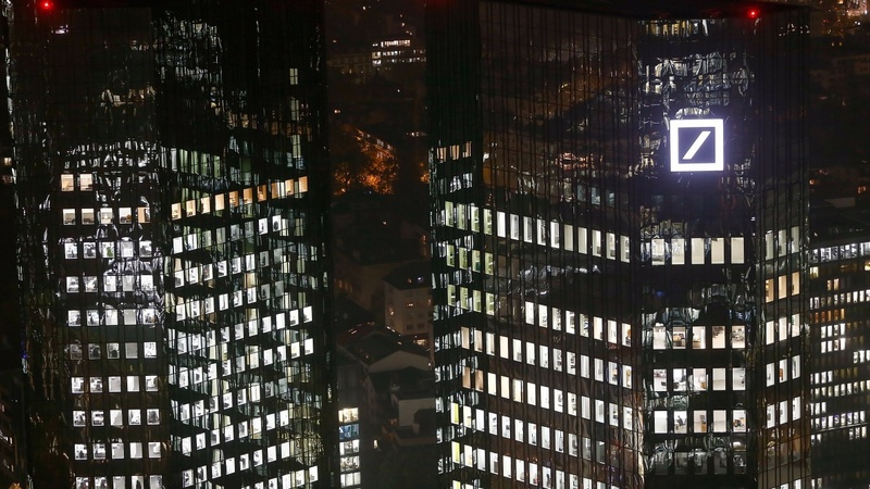 Deutsche Bank axes 15,000 jobs