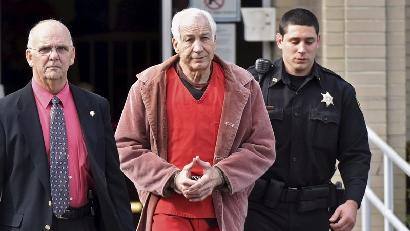 Sandusky appeal gets a boost