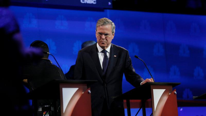 Bush's weak debate sparks death watch