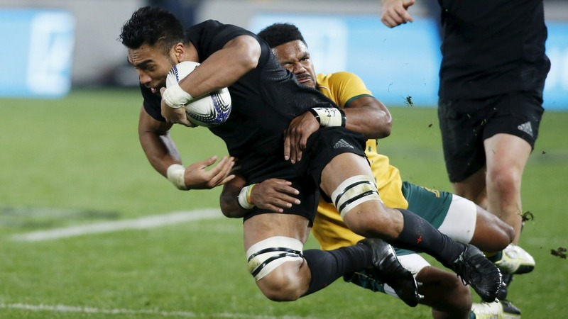 Rugby World Cup final kicks off with old rivalry