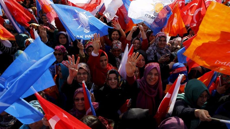 Critical Turkish election draws near