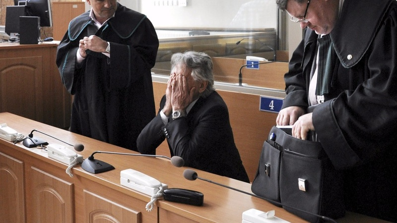 Court rejects Roman Polanski extradition