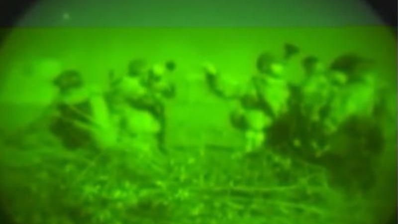 U.S. troops to hunt loose weapons in Syria