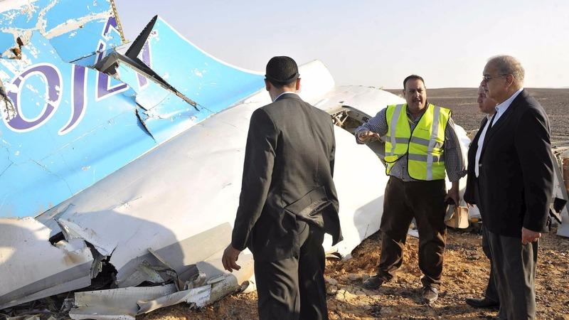 VERBATIM: Egypt PM speculates on plane crash