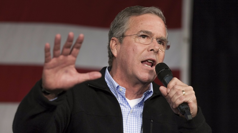 VERBATIM: Bush starts campaign reboot