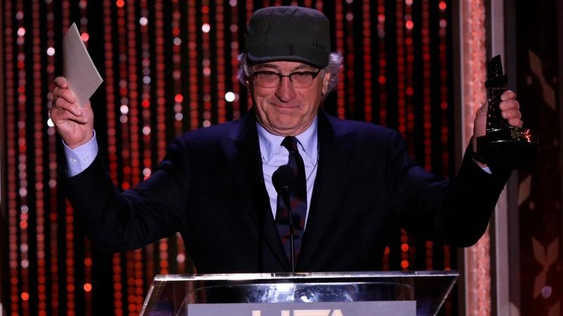 Movie awards season kicks off in Hollywood
