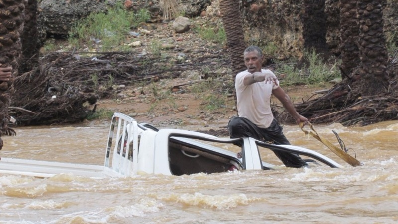 Yemen ravaged by deadly Cyclone Chapala