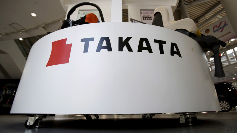 Takata fined $70M for airbag debacle