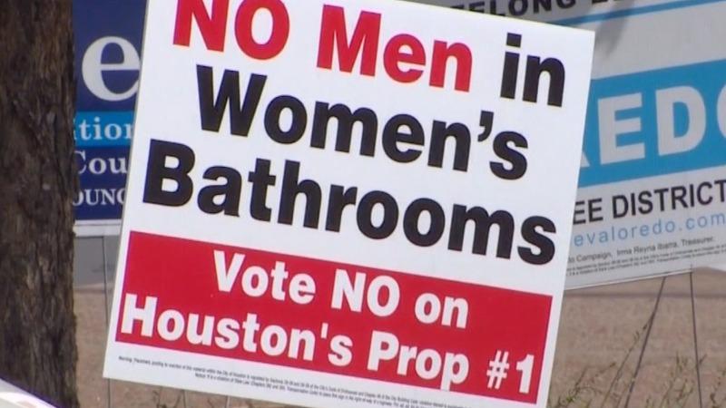 Houston voters reject civil rights measure