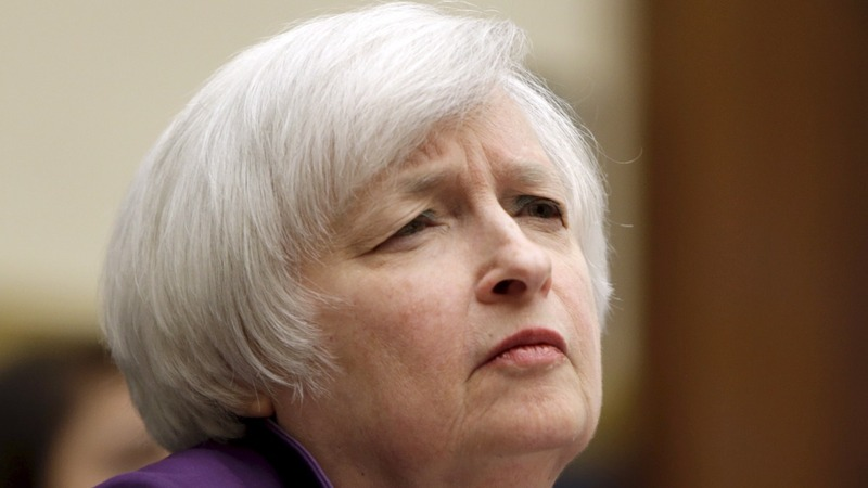 Yellen:  December rate hike a possibility