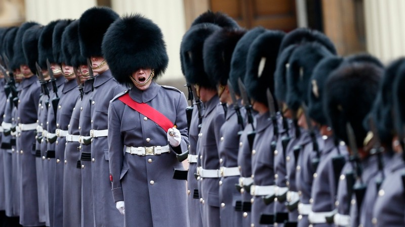 UK takes aim at defence spending challenges