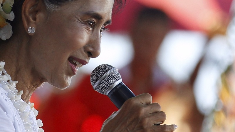 Will Myanmar's 'Lady' ever lead?