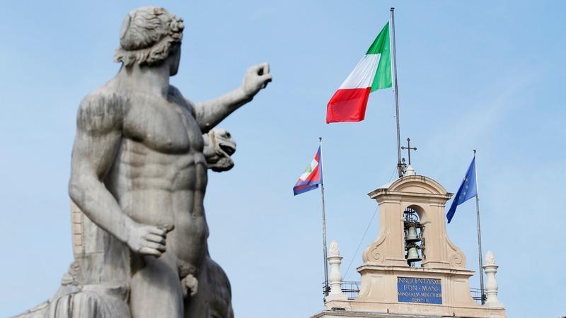 Mafia trial puts Rome under scrutiny