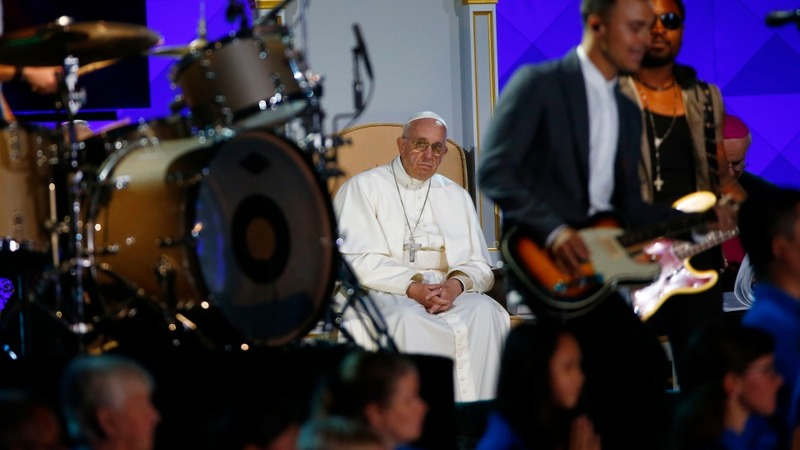 Pope Francis set to rock the Vatican