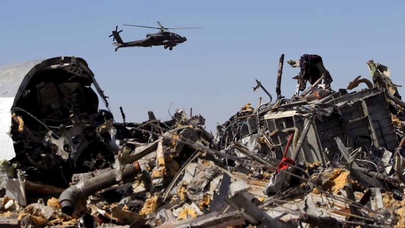 Moscow, London at odds over jet bomb claim