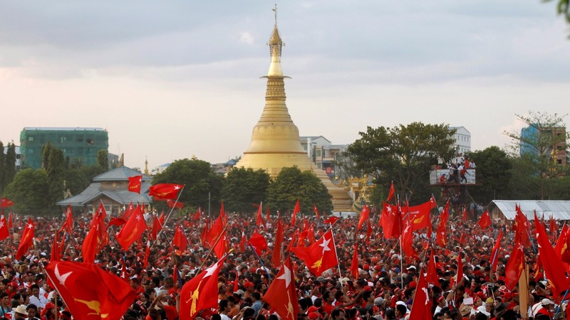 Why Myanmar's vote matters to the world